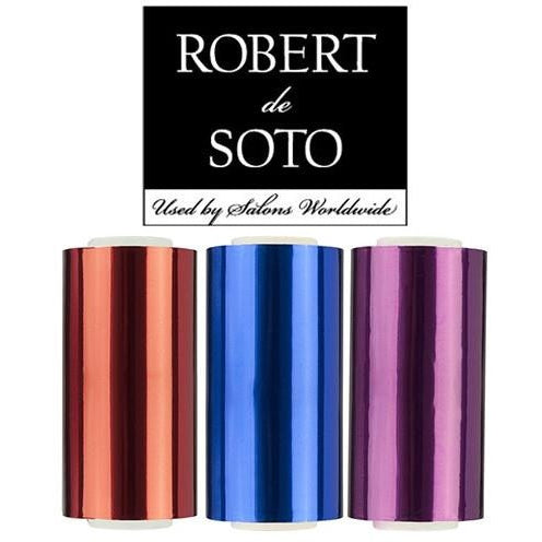 Robert De Soto 100m Fast Foil Purple