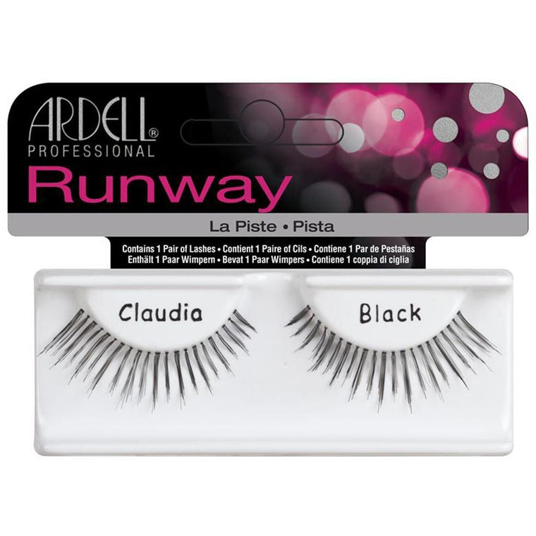 Ardell Runway Style Claudia Black Eyelash Extensions