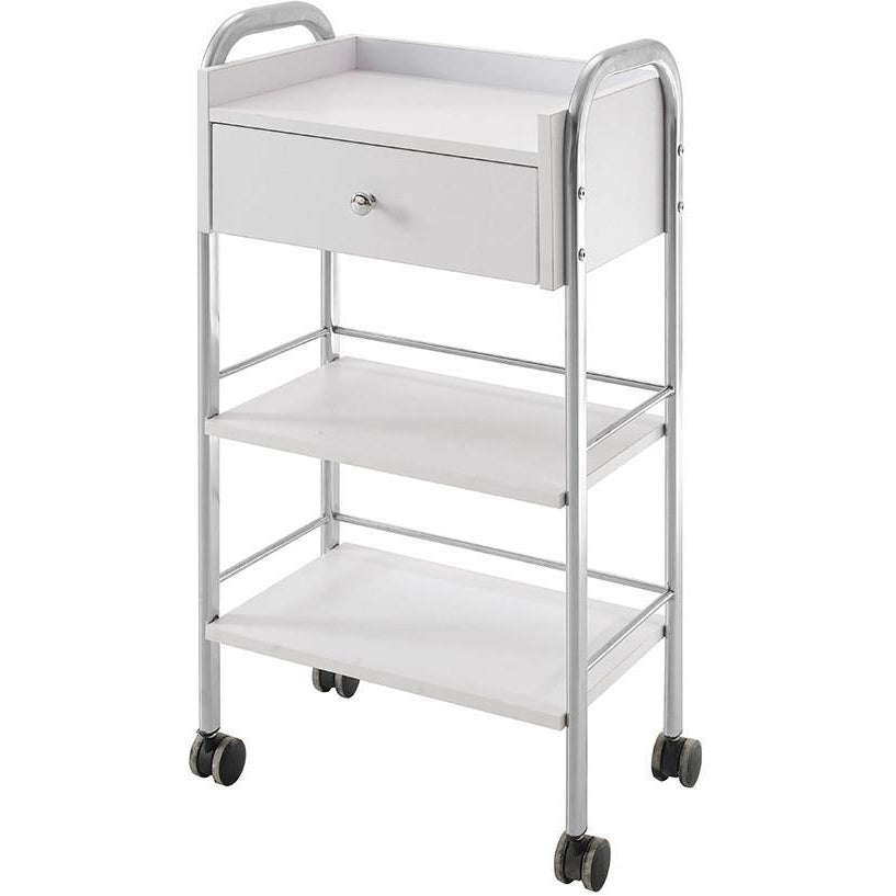 Beauty Trolley One Drawer