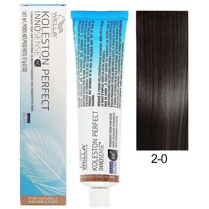 KOLESTON PERFECT INNOSENSE DARKEST BROWN 2/0