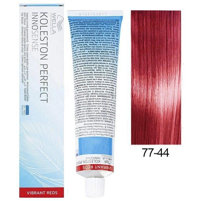 KOLESTON PERFECT INNOSENSE INTENSE MEDIUM BLONDE /RED RED 77/44