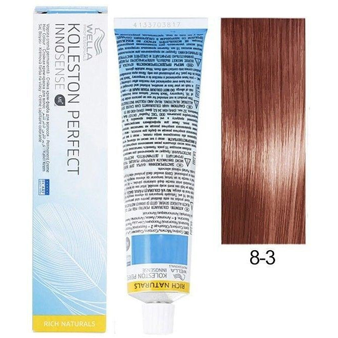 KOLESTON PERFECT INNOSENSE LIGHT BLONDE GOLD 8/3
