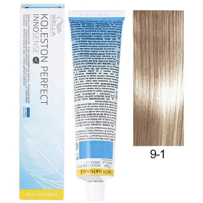 KOLESTON PERFECT INNOSENSE VERY LIGHT BLONDE ASH 9/1