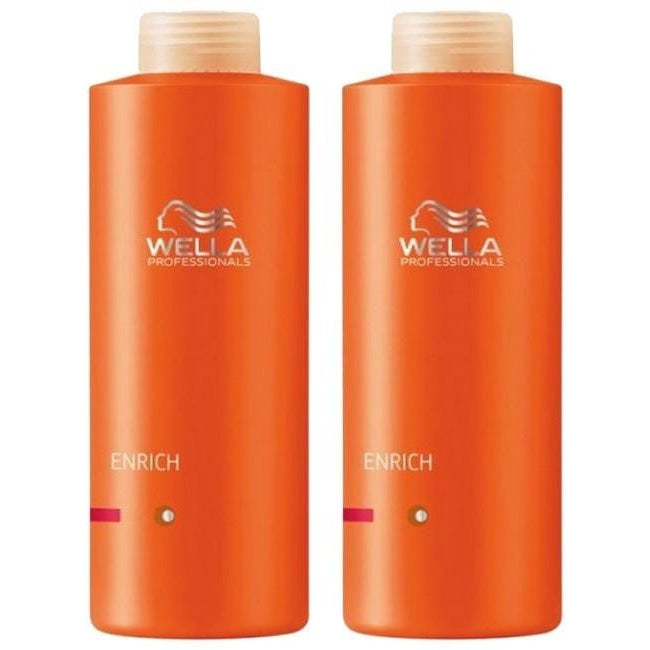 Wella Professional Enrich Shampoo/Conditioner Pack