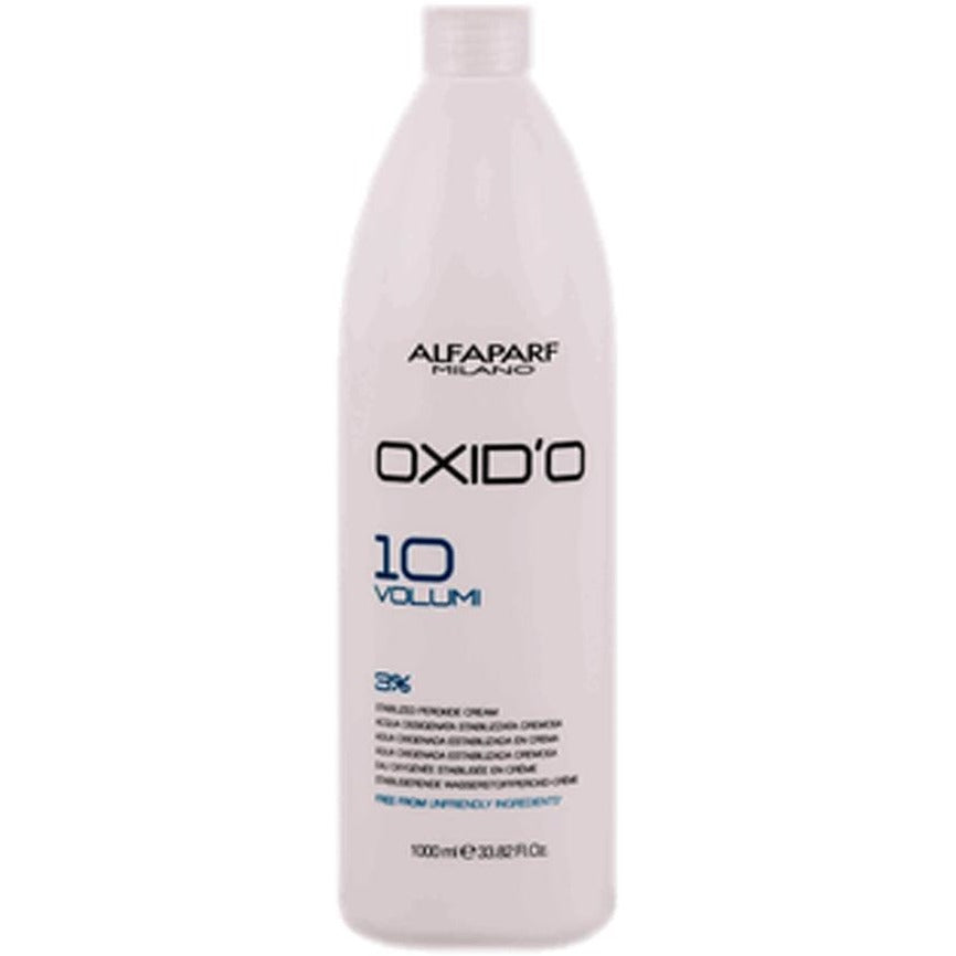 ALFAPARF H202 Stabelized Peroxide Cream 10 VOL 1L