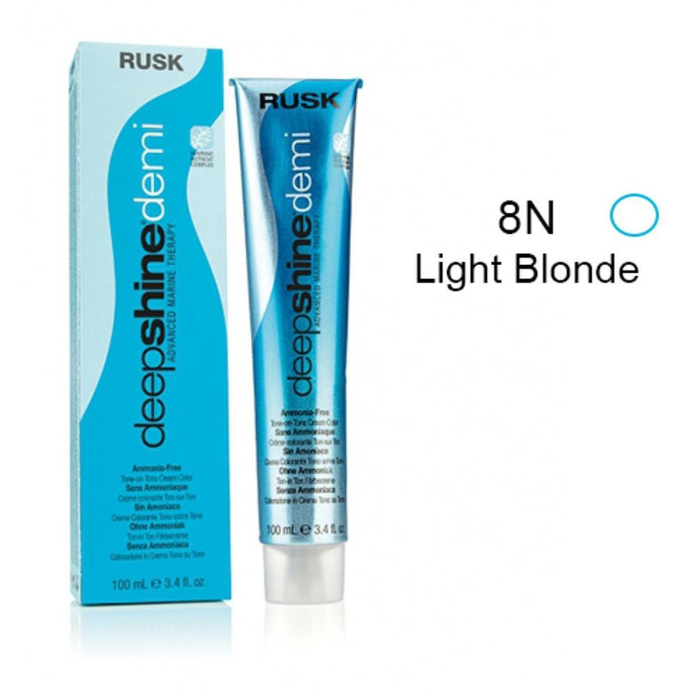 Rusk Deepshine Demi Light Blonde