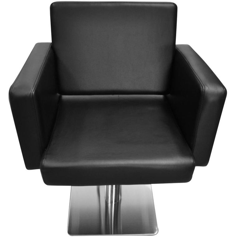 Hamilton Cutting Salon Chair Black