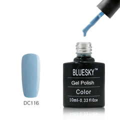 Bluesky Shades of Blue Nail Polish UV Gel Polish