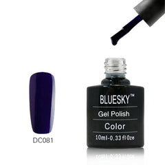 Bluesky Shades of Black Nailpolish