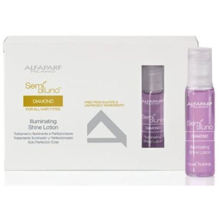 ALFAPARF Semi Di Lino Illuminating Shine Leave In Treatment