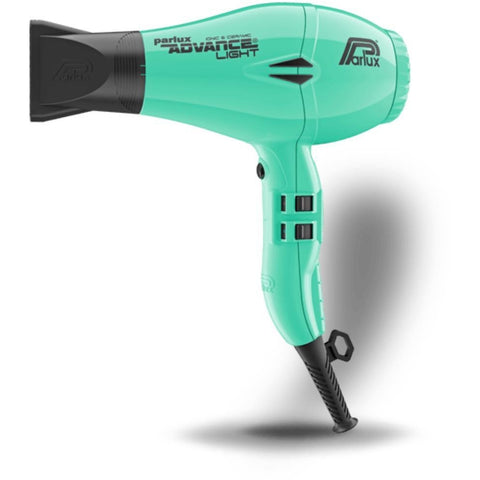 Parlux Advance LIGHT Hand Held Hair Dryer (8 Colours)