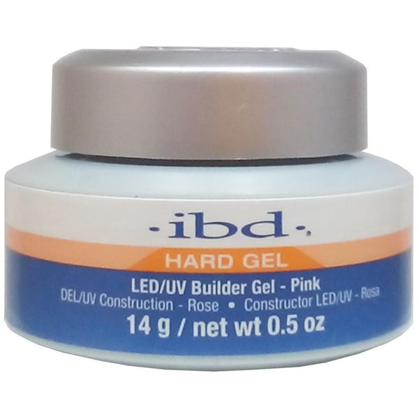 IBD LED/UV PINK BUILDER GEL 14