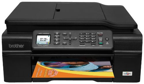 Brother MFCJ450 Wireless with Scanner, Copier and Fax Inkjet Printer