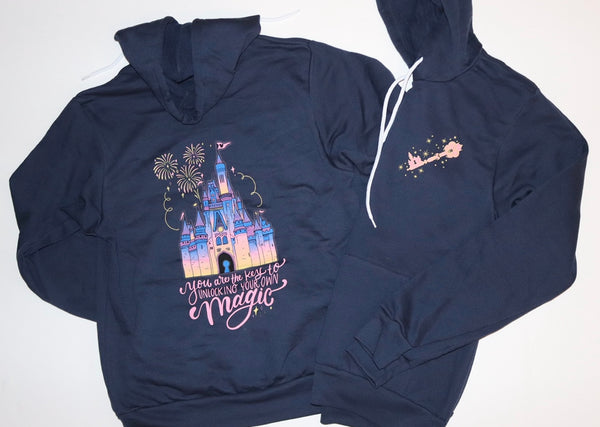 Key To Your Own Magic Hoodie