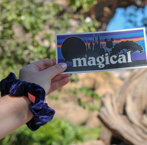 Magical Sticker