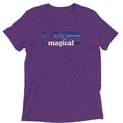 Magical Purple Unisex Tee