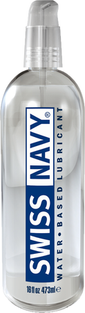 Water Based Lubricant (473ml)