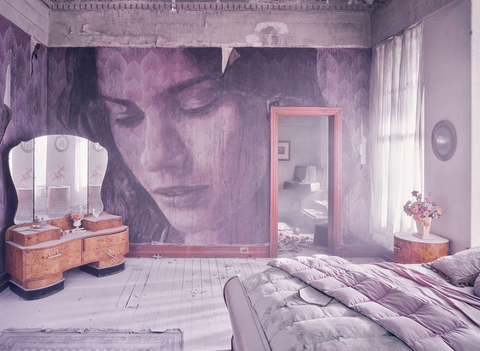 RONE Empire set in a crumbling 1930s mansion