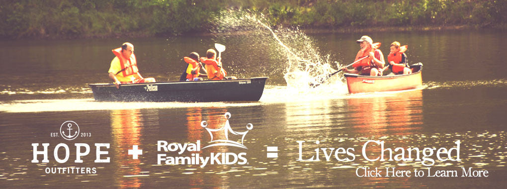 Sons and Daughters Campaign: Royal Family Kids Camp