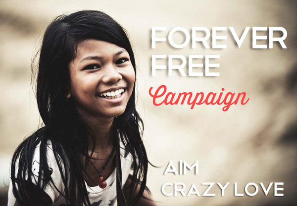 Forever Free Campaign: Rescuing Girls From Human Trafficking