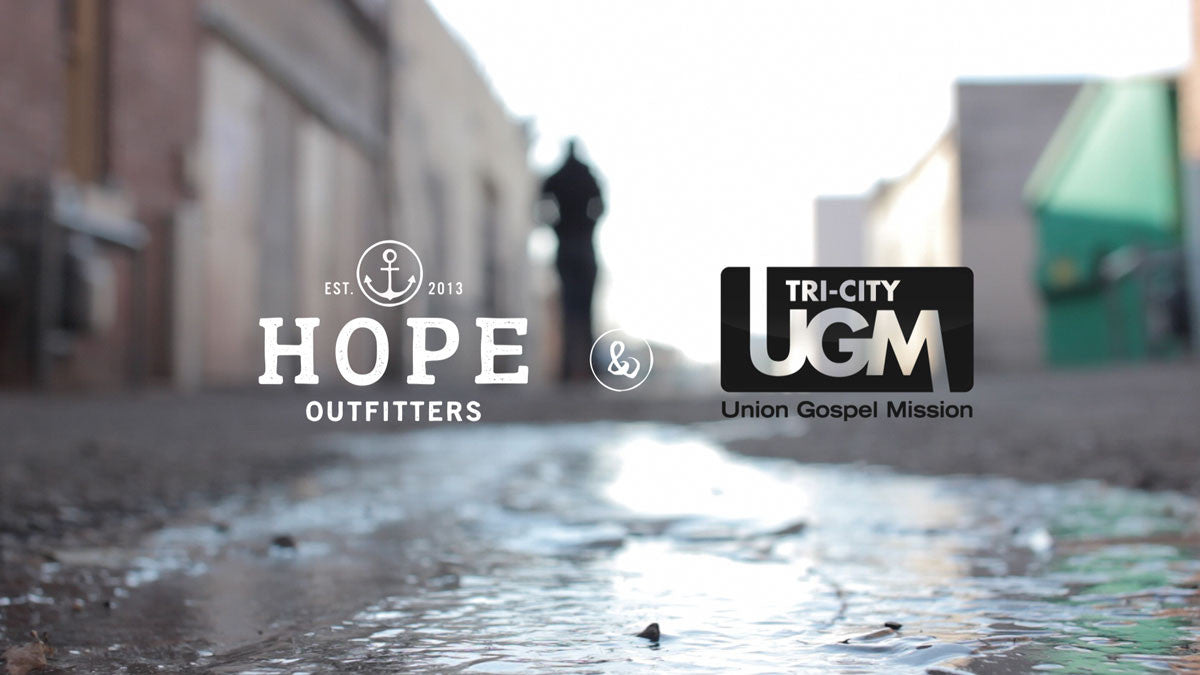 The Grace Campaign: Union Gospel Mission