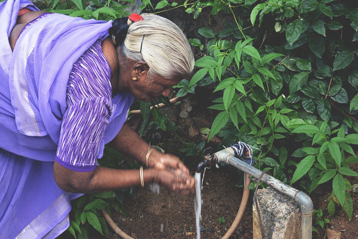 Clean Water for Leper Colony