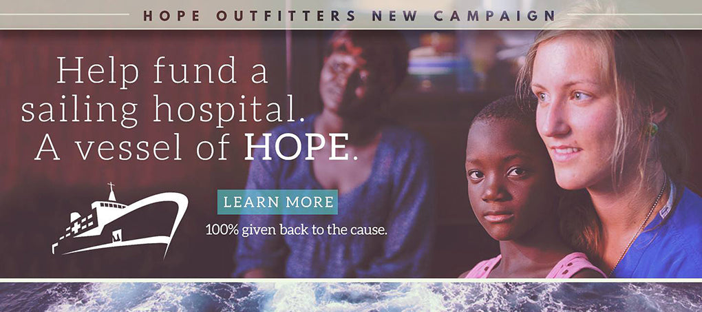 Mercy Ships Of Hope
