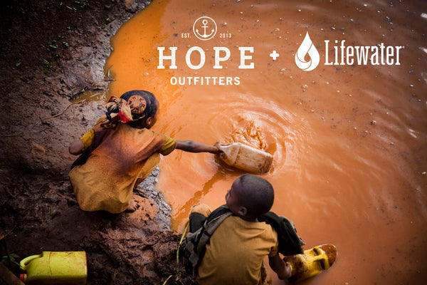 End The Global Clean Water Crisis! Introducing Our New Campaign Partner