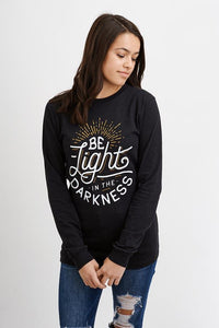 Be Light Long Sleeve Tee