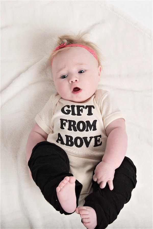 Gift From Above Onesie