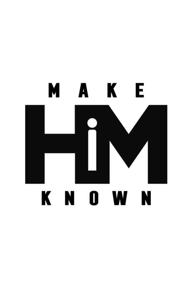 Make HiM Known Sunset Tee