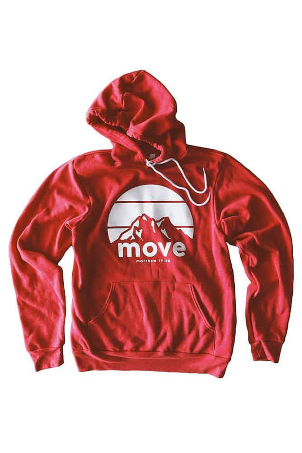 Move Mountains Hoodie 1