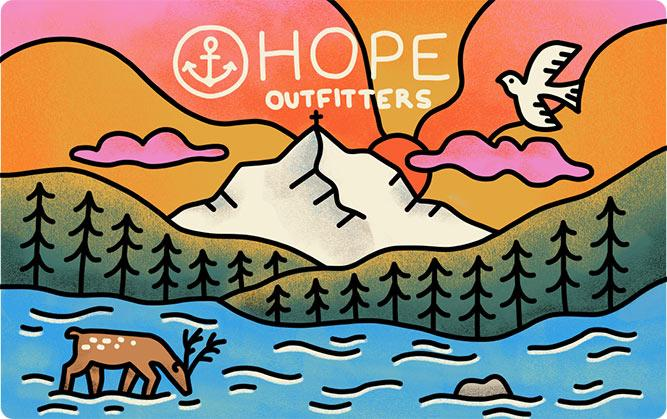 Hope Outfitters E-Gift Card ($25)