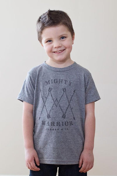 Mighty Warrior Toddler Tee