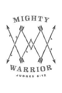 Mighty Warrior Onesie