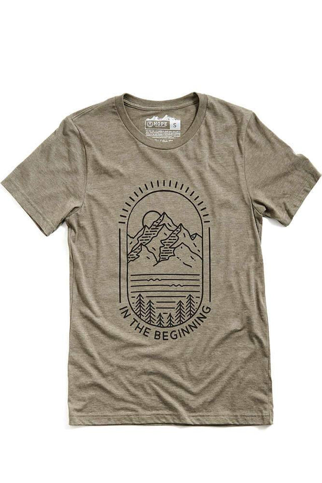 In The Beginning Tee