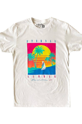 Eternal Summer 80s Tee
