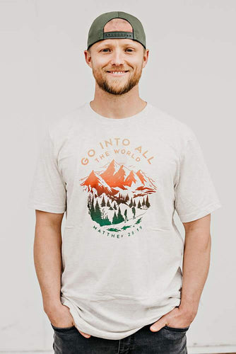 Go Into All The World Tee