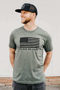 In God We Trust Tee