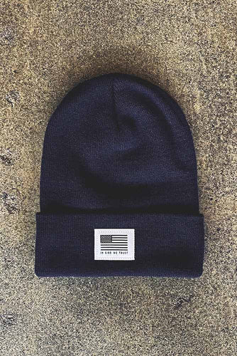 In God We Trust Beanie