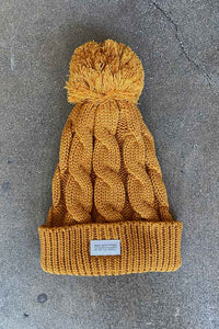 We Are The Hopeful Woven Beanie