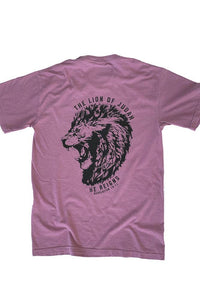 Heavyweight Lion of Judah Tee