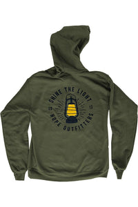 Shine The Light Heavyweight Hoodie