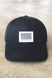 God We Trust Trucker Hat