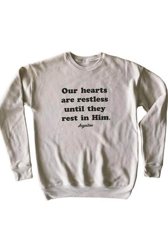 Restless Hearts Crewneck Sweatshirt