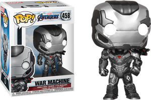 POP Marvel: Endgame - War Machine #458