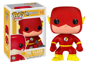 POP Heroes: Flash Classic #10 - ColeccionablesMX