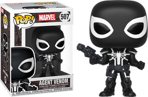 POP MARVEL: Agente Venom Special Edition Exclusivo #507