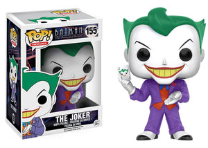 POP Heroes: Batman The Animated Series - Joker #155