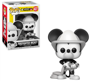 POP Disney: Mickey's 90th Birthday - Firefighter Mickey  #427